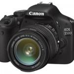 Canon T2i SLR camera