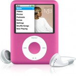 Apple iPod Nano (Pink)