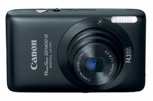Canon PowerShot SD1400SD1400 (digital camera)