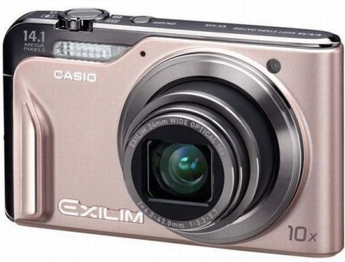 Casio Exilim EX-H15 (digital camera)