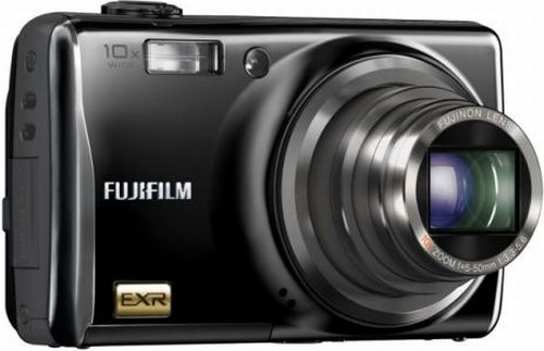Fujifilm FinePix F80EXR (digital camera)
