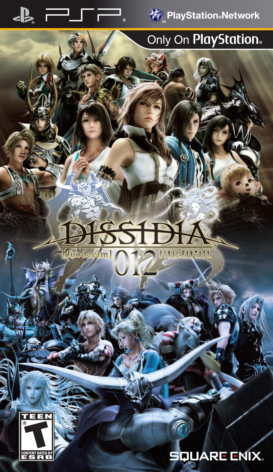 Dissidia 012 Final Fantasy [6.35] [Español] [PSP] [MF] (Links Rotos)