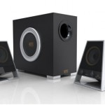 Altec Lansing VS2621 Speakers